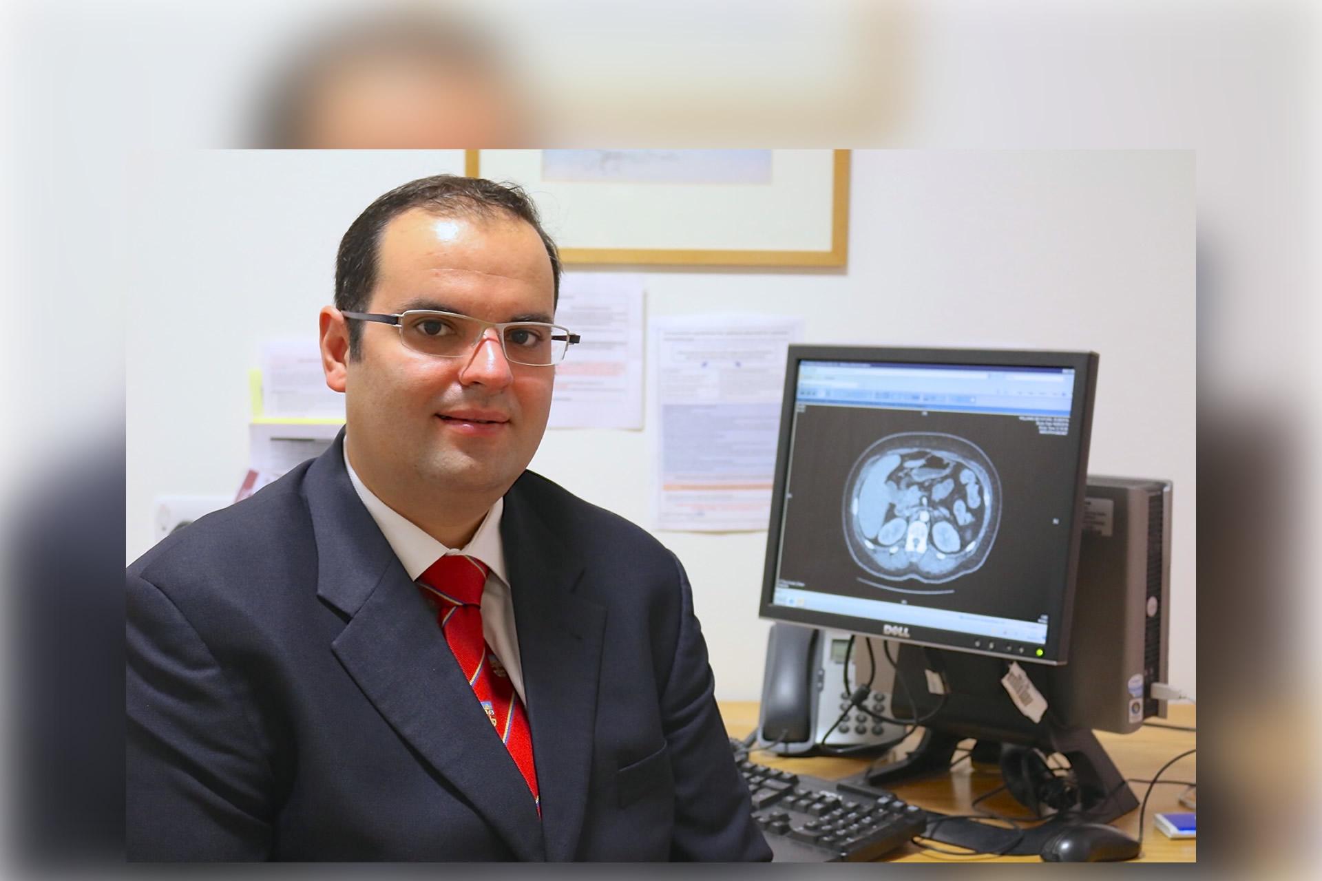 Dr. George Kalogeropoulos